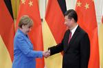 فلم/ جرمن چانسلر کی چینی صدر کے ساتھ ملاقات