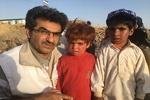 بیماران پوستی روستای ذکری
