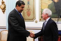 دیدار مادورو با مرد بانفوذ سنای آمریکا