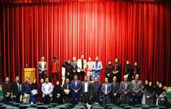 برگزاری اختتامیه جشنواره عکس لبخند دانایی در مرودشت