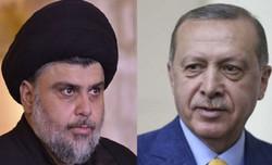 اردوغان ومقتدی الصدر