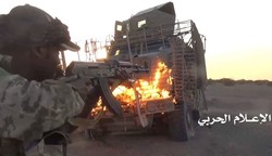 اليمن.. خسائر فادحة لمرتزقة العدوان السعودي على جبهة الساحل الغربي