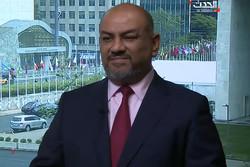 یمن کی فراری حکومت کے وزیر خارجہ عہدے سے مستعفی
