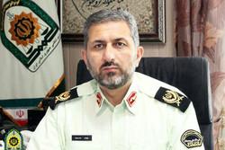 محمودی نیروی انتظامی قزوین