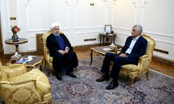 Rouhani congratulates new Tehran mayor