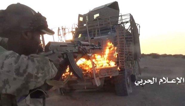 اليمن..قنص 4 جنود سعوديين والمدفعية تدك تجمعاتهم بجيزان