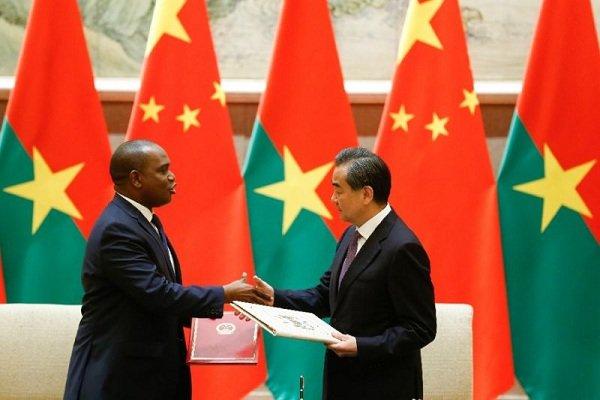 چین روابط دیپلماتیک با بورکینافاسو را آغاز  کرد