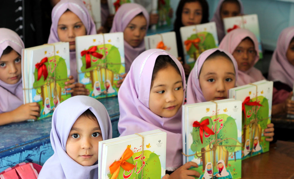 463,000 foreign nationals studying in Iranian schools