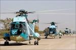 الاسطول الجوي للقوات البحرية الايرانية يُجهز بامكانيات جديدة