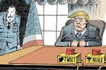 Karikatür: Trump'ın Twitter kompleksi