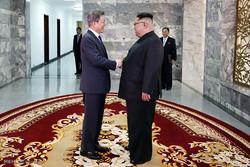 بیانیه کاخ ریاست جمهوری کره جنوبی درباره دیدار «این» با «اون»