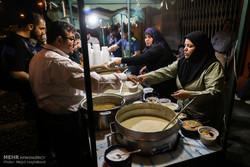 شب های ماه مبارک رمضان در تهران