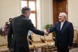 دیدار های محمدجواد ظریف وزیر امور خارجه