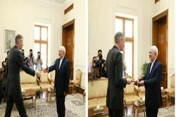 Zarif receives new UK, S Korean ambs, UN envoy for Lebanon