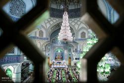 جشن «پیامبر مهربانی» در حرم حضرت عبدالعظیم حسنی(ع) برگزار شد