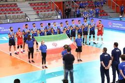 """الاولمبية الايرانية تستنكر استجواب """"اف بي آي"""" لاعضاء المنتخب الوطني لكرة الطائرة"""