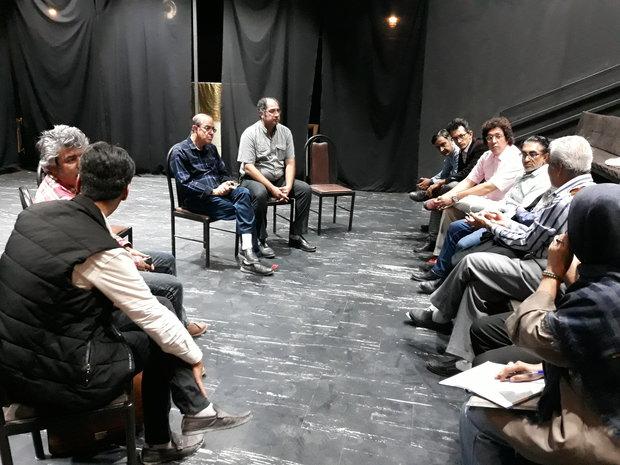 کارگروه مشترک تئاتر فارس تشکیل شد
