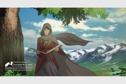 لیلا حاتمی شهرزاد انیمیشن «آخرین داستان» شد