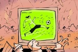 Karikatür: Gazze'yi unutturmaya uğraşan Batı medyası
