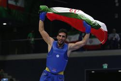 ووشوکار نهاوندی مجوز حضور در بازیهای آسیایی را کسب کرد