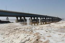 میانگذر دریاچه ارومیه