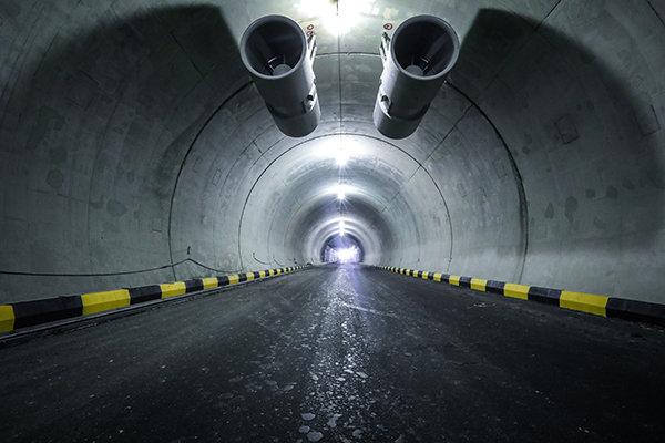 تونلهای مرگ برای موتورسواران