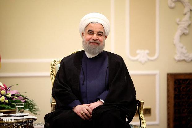 Ruhani'den İslam ülkelerine Ramazan Bayramı mesajı