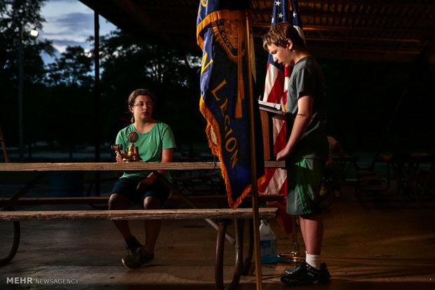 روز کهنه سربازان در آمریکا