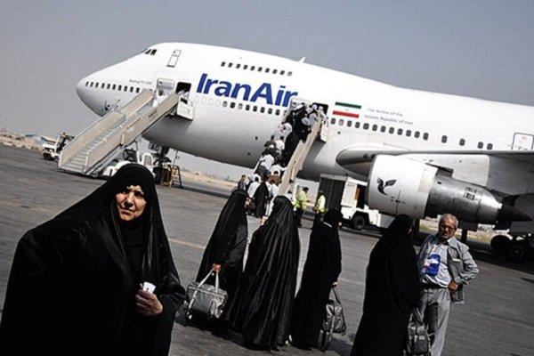 مقام مسئول خبر داد؛ آغاز پروازهای حج از 28 تیر/ پارکینگ ویژه همراهان حجاج در فرودگاه