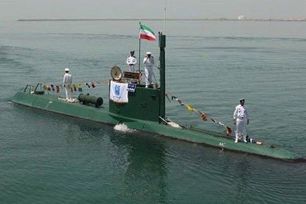 """ضم غواصتين من طراز """"غدير"""" لأسطول بحرية الجيش الإيراني/فيلم"""