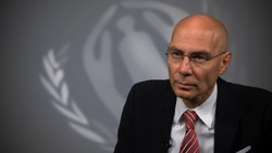 Volker Turk, the UNHCR's Assistant High Commissioner for Protection