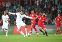 VIDEO: Iran vs Turkey friendly football match