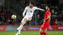 ايران تخسر مباراتها الودية امام تركيا 2-1
