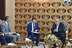 السفير الايطالي: نسعى لاستمرار التعاون مع إيران