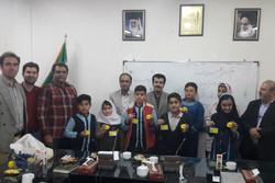 همیاران انرژی در مدارس قزوین انتخاب شدند