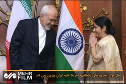 Hindistan ABD'nin İran karşıtı yaptırımlarını desteklemiyor