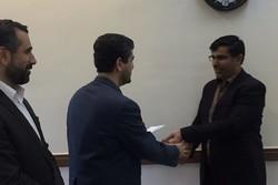 سرپرست جدید سازمان فرهنگی و ورزشی شهرداری گرگان مشخص شد