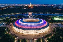 ورزشگاه لوژینکی روسیه