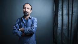 Iranian filmmaker Asghar Farhadi (Photo by Kevin Scanlon)