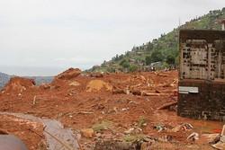 سیل و رانش زمین در ویتنام با ۷ کشته و ۱۲ مفقود