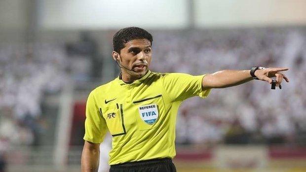 الفیفا یقرر استبعاد طاقم التحكيم السعودي من كأس العالم