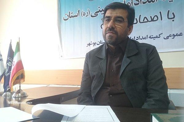 مددجویان بوشهری نگران تهیه نیازهای مدرسه فرزندشان نباشند