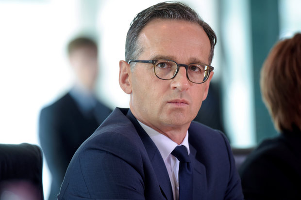 German FM makes unfounded claims about Iranian govt.'s pressure on media regarding COVID-19