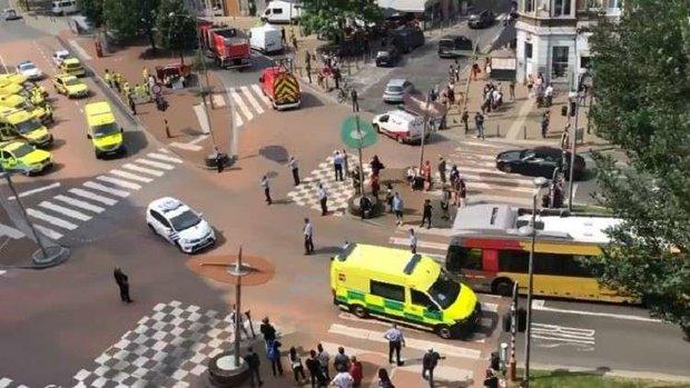 بلجیم میں مسلح شخص کی فائرنگ سے 3 افراد ہلاک