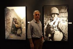 نقد و بررسی «هنر جنگ» در گالری شهر کتاب فرشته