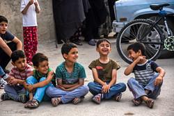 اجرای تئاتر خیابانی در بجنورد