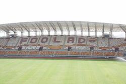 ابراز رضایت مسئول صدور مجوز حرفهای از امکانات باشگاه فولاد