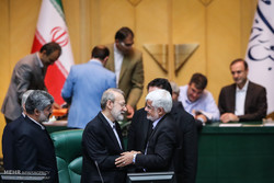 Larijani's re-election