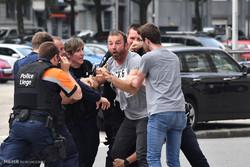 حمله مرگبار در بلژیک