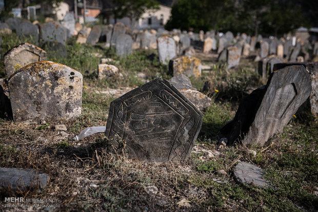 Sefid Chah cemetery